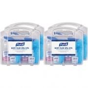 PURELL Body Fluid Spill Kit (384108CLMSCT)