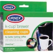 Weiman Urnex K-Cup Brewer Cleaning Cups (701354CT)