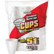 Dart Insulated 8-1/2 fl. oz. Beverage Cups (8RP51CT)