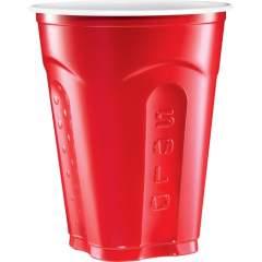 SOLO Cup Company Solo Squared Plastic Cups (SQ18502000CT)