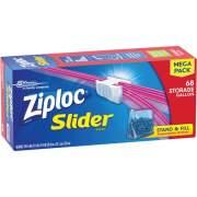 S. C. Johnson & Son Ziploc Brand Slider Gallon Storage Bags (651305CT)