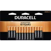 Duracell CopperTop Alkaline AAA Batteries (MN2400B20CT)