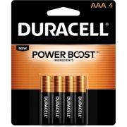 Duracell CopperTop Alkaline AAA Batteries (MN2400B4ZCT)