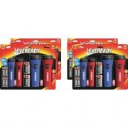 Energizer Eveready LED Flashlight Combo Pack (EVM5511SCT)