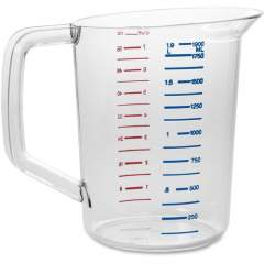 Rubbermaid Commercial Bouncer 2-quart Measuring Cup (3217CLECT)