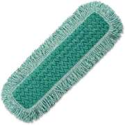 "Rubbermaid Commercial Hygen 24"" Fringed Dust Mop Pad (Q42600GR00CT)"