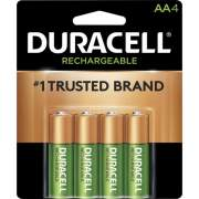 Duracell StayCharged AA Rechargeable Batteries (NLAA4BCDCT)