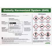Impact GHS Label Guideline English Poster (799077CT)