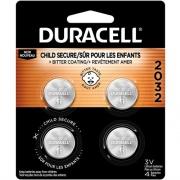 Duracell 2032 3V Lithium Battery (DL2032B4CT)
