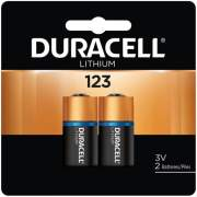 Duracell Lithium Photo Battery (DL123AB2CT)