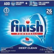 Reckitt Benckiser Finish Powerball Dishwasher Tabs (20621)