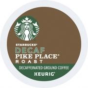 Starbucks Decaf Pike Place Roast K-Cup (12434952)