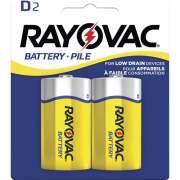 Spectrum Brands Rayovac Zinc Carbon D Batteries (6D2BF)