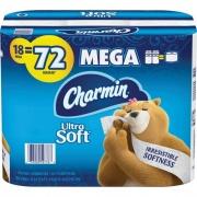 Procter & Gamble Charmin Ultra Soft Bath Tissue (52776)