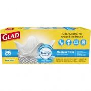 Clorox Medium Quick-Tie Trash Bags - OdorShield (78815BX)