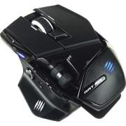 Mad Catz The Authentic R.A.T. Air Optical Gaming Mouse (MR04DHAMBL00)