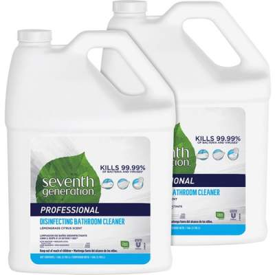 Seventh Generation Disinfecting Bathroom Cleaner Refill (44755CT)