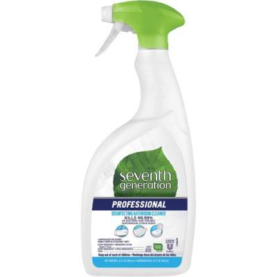 Seventh Generation Disinfecting Bathroom Cleaner Spray (44756CT)