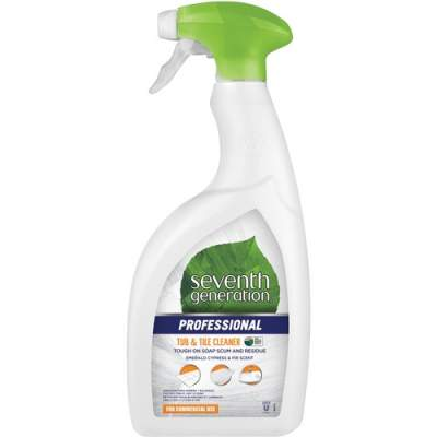 Seventh Generation Professional Tub & Tile Cleaner Spray (44728CT)