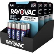 Rayovac High Energy Alkaline AA Batteries (8158TK)
