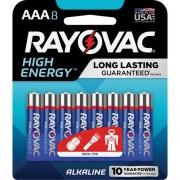 Spectrum Brands Rayovac Alkaline AAA Batteries (8248TK)