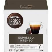 Nestle S.A Nescafe Dolce Gusto Espresso Intenso Coffee Pod (38106)