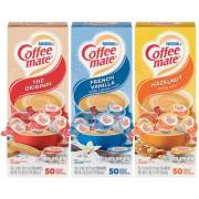 Nestle S.A Coffee mate Creamer Singles Variety Pack (46193)