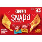 Kellogg's Cheez-It Snap'd Baked Cheese Variety Pack (11500)