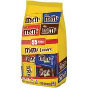 MARS M&M's Chocolate Candies Lovers Variety Bag (SN56025)