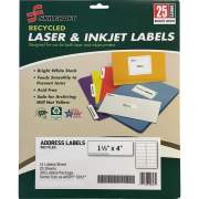 Skilcraft Recycled Laser/Inkjet Address Labels (6736514)