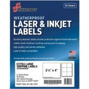 Skilcraft Laser/Inkjet Weatherproof Mailing Labels (6736217)