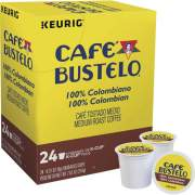 J.M. Smucker Company Cafe Bustelo Coffee K-Cup (8997)