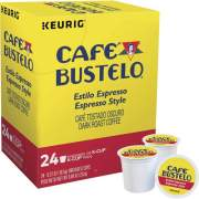 J.M. Smucker Company Cafe Bustelo Coffee K-Cup (8998)