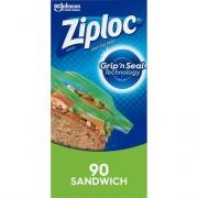 S. C. Johnson & Son Ziploc Sandwich Bags (315885)