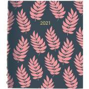 Dominion Blueline Rediform Coral Leaf Weekly/Monthly Planner (CF3409002)