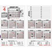 ACCO At-A-Glance Burkhart's Day Counter Daily Refill (E7125021)