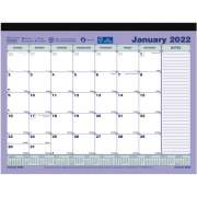 Dominion Blueline Rediform Magnetic Monthly Calendar (C181721A)