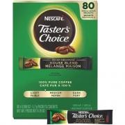 Nestle Decaffeinated House Blend Coffee Singles (66488)