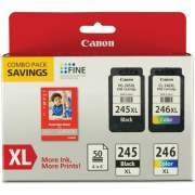 Canon PG245XLCL246 Extra Large Ink Cartridge