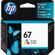 HP 67 Original Ink Cartridge - Tri-color (3YM55AN)