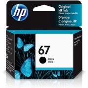 HP 67 Original Ink Cartridge - Black (3YM56AN)