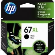 HP 67XL Original Ink Cartridge - Black (3YM57AN)