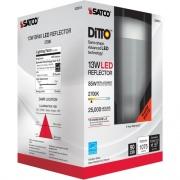 Satco 13W BR40 LED 2700K Bulb (S29615CT)