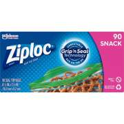 S. C. Johnson & Son Ziploc Snack Size Storage Bags (315892)