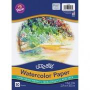 Pacon UCreate 140 lb. Watercolor Paper (P4943)
