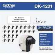 Brother DK Address Label (DK120124PK)