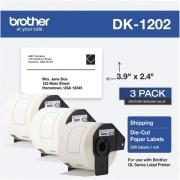 Brother DK Address Label (DK12023PK)