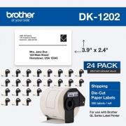 Brother DK Address Label (DK120224PK)