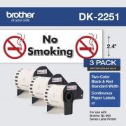 Brother DK Multipurpose Label (DK22513PK)