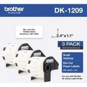 Brother DK Address Label (DK12093PK)